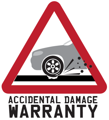 Manufacturer warranty available - General Accidental Damage Tyre Warranty